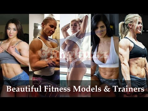 Top Female Fitness Models 11 Most Stunning And Beautiful Female Fitness Motivation Rhino Gym Wear