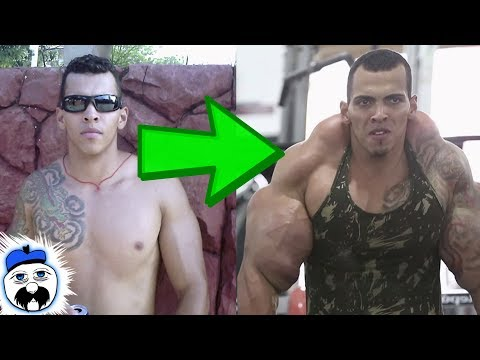 15 Bodybuilders Who Went WAY Too Far • Rhino Gym wear
