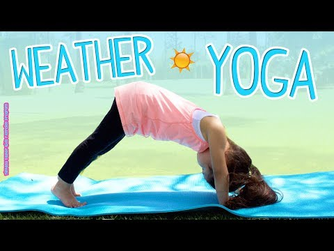 best exercise for kids weather yoga easy exercise workout
